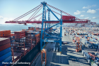 Logistic consequences of the Gothenburg container port conflict