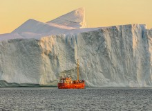 Oil spill risks in Arctic waters