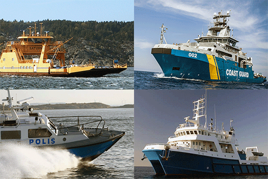 state owned vessels